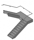 Revit railing and fence families