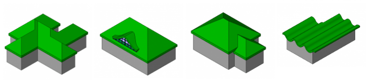 Revit roof forms download