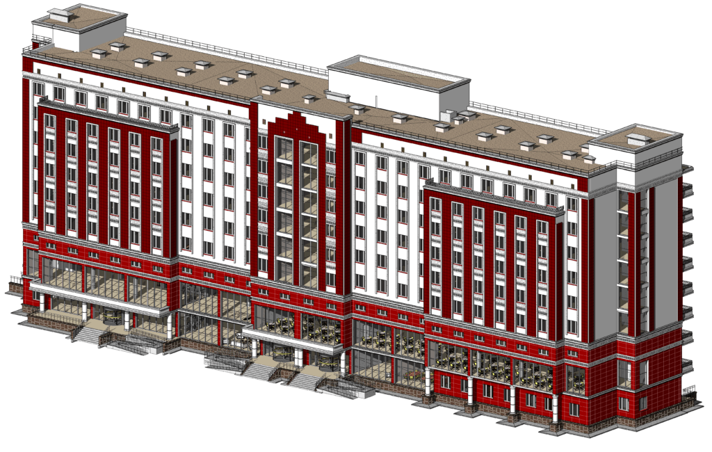 Revit Hotel Project (Training)