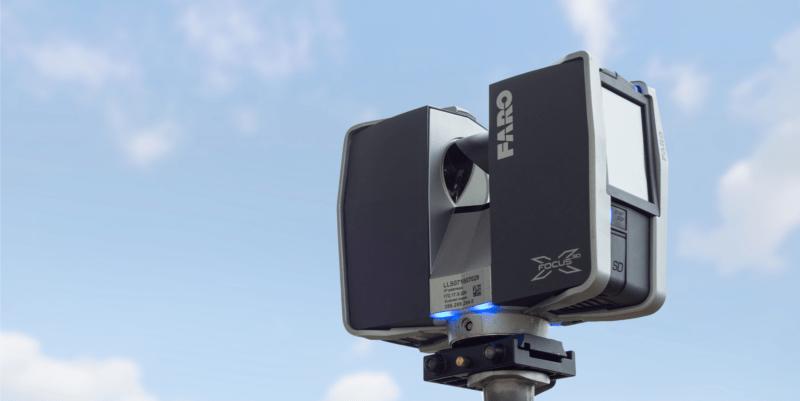 Laser Scanner Faro X130