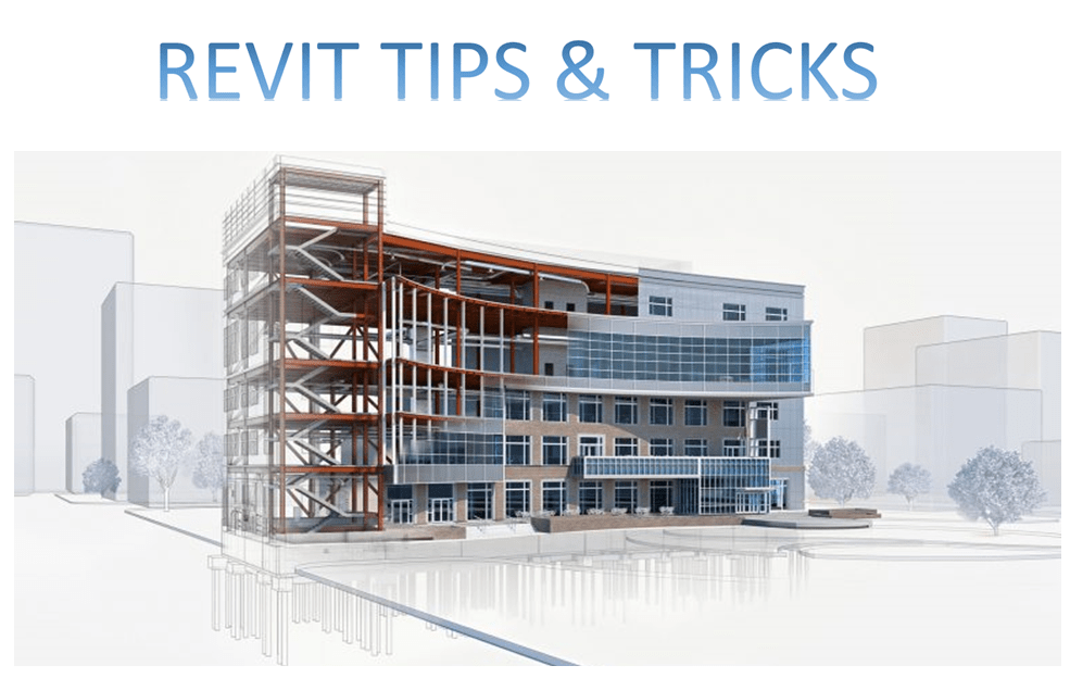 Revit tips & tricks