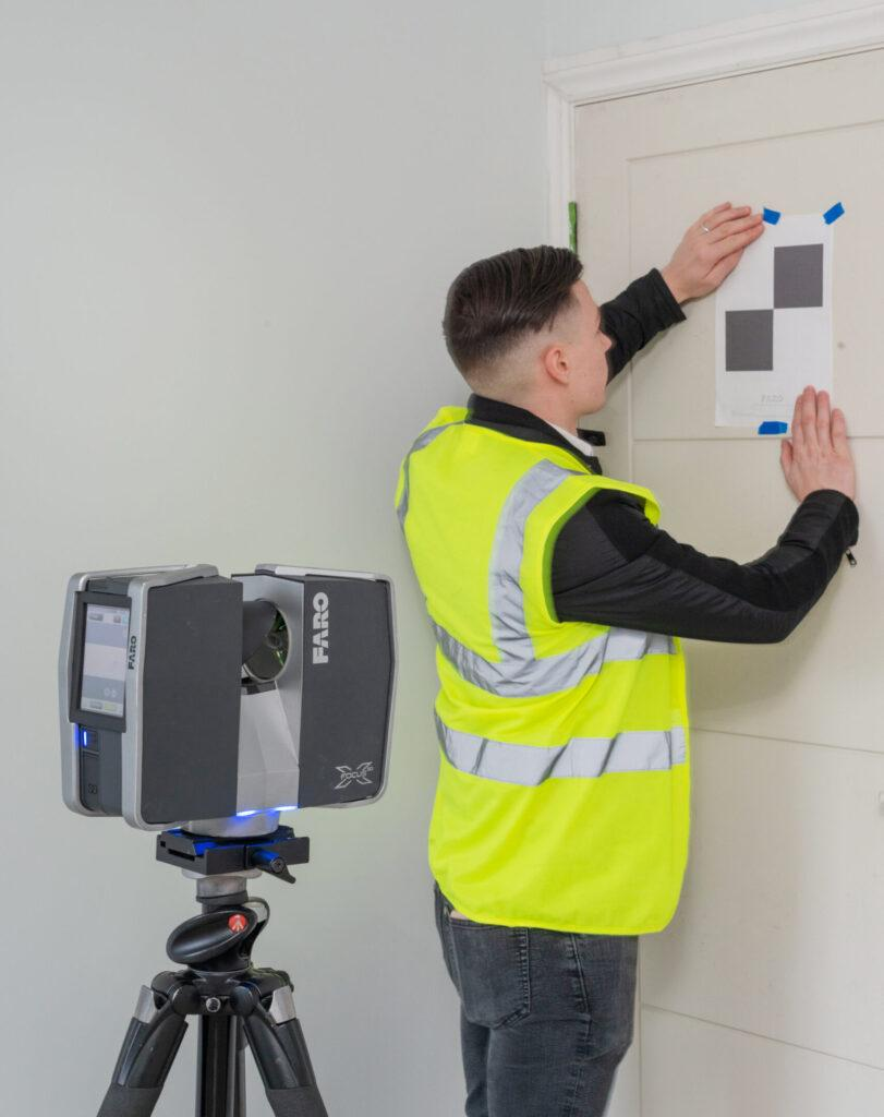 Improve Speed & Accuracy in 3D Laser Scanning